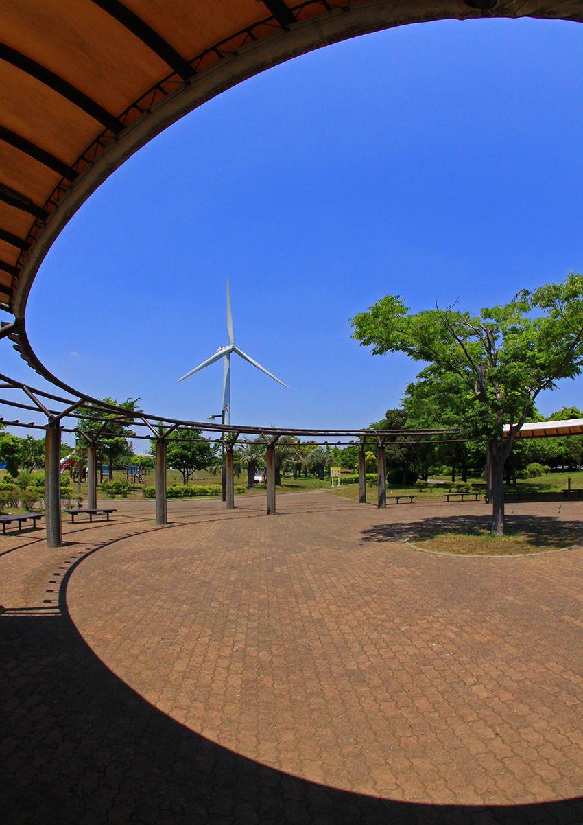 ⑧:五月晴れ 多和 裕二 東京都江東区・若洲海浜公園