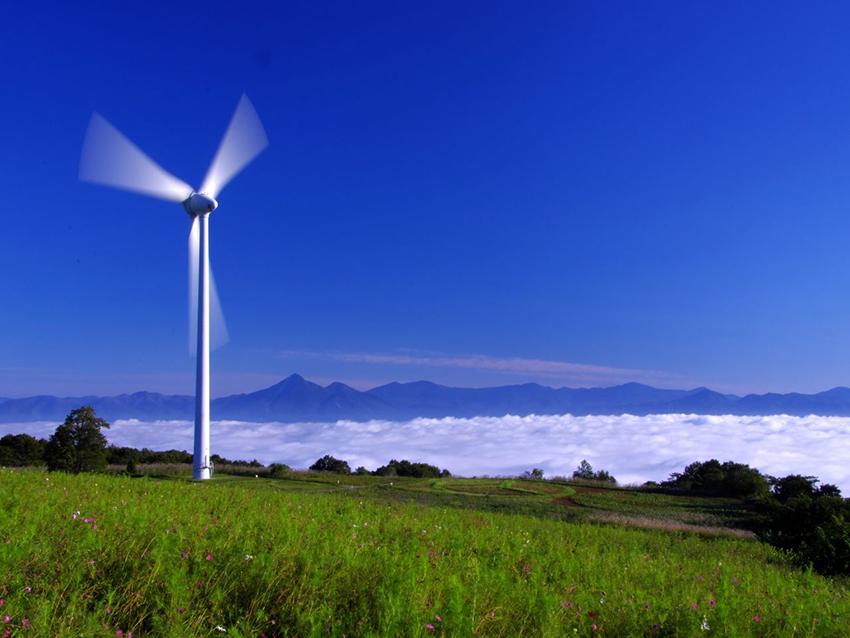 ⑩:雲上の楽園 笠原 壽一 撮影場所:福島県郡山市布引高原