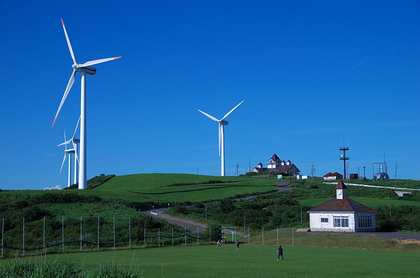⑦:風のもとに 原 裕樹 撮影場所:秋田県にかほ市