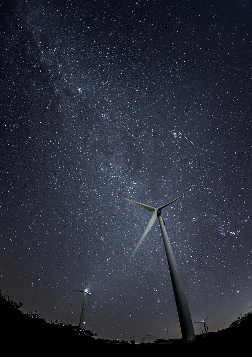 ⑩:星の守人 西川 文彬 撮影場所:北海道檜山郡江差町